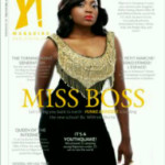 Funke Akindele On The Cover Of Y! Magazine