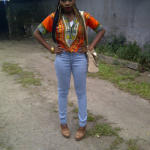 Dress Up: High Low Dashiki