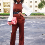 Dress Up: Formal Jumpsuit
