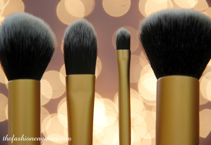 Real Techniques Core Collection Brushes [Review]