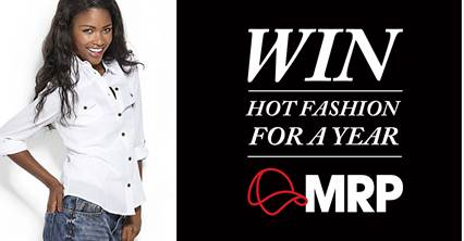 Win Hot Fashion for a Year!