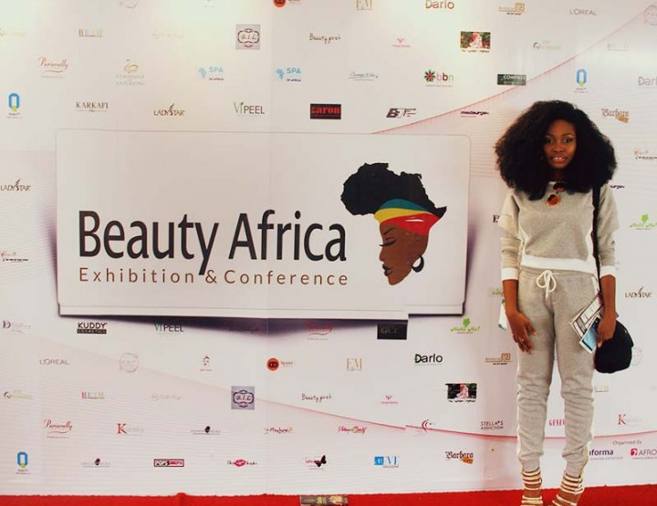 Beauty Africa Exhibition Day 1