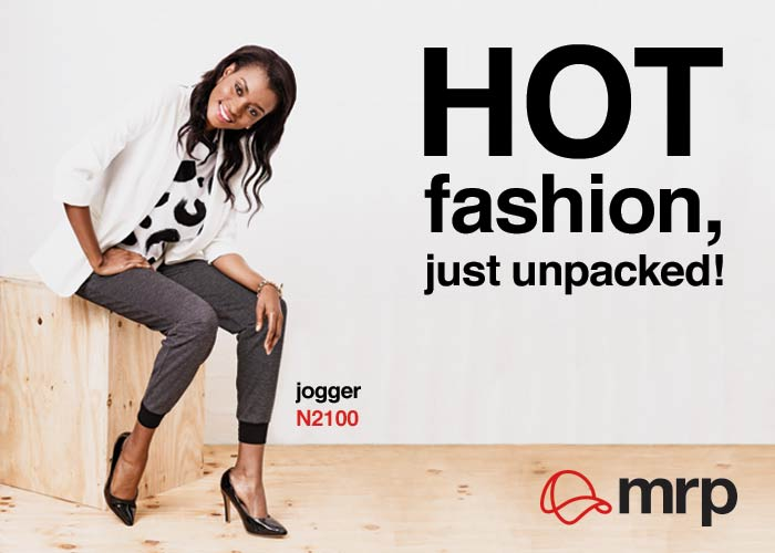 Get ready for hot new looks, from MRP!