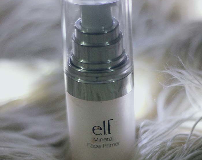 Elf Mineral Infused Face Primer Review