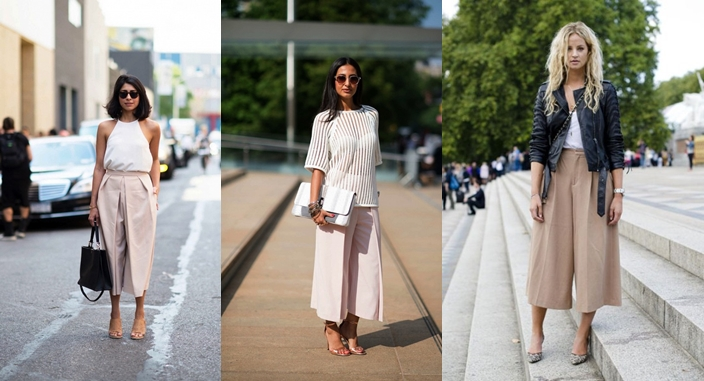 Fashion Week Trend: Culottes