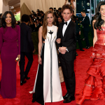 stylish couples AT MET GALA