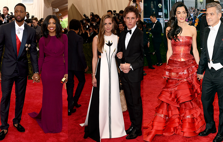 Most Stylish Couples at the 2015 Met Gala