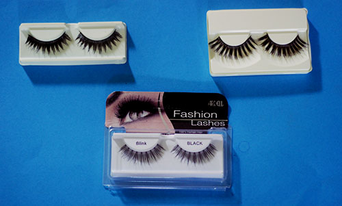 New In: Eko Luxury makeup Lashes