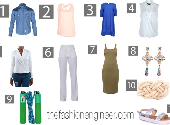 Jumia Fashion Haul