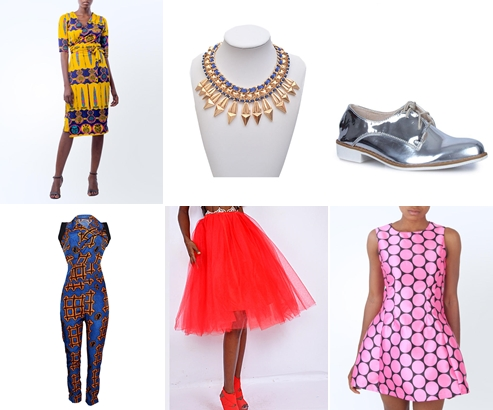Jumia Fashion Wishlist