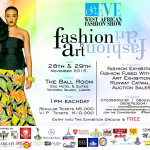 St. Eve West African Fashion Week 2015