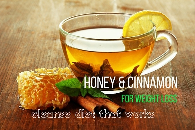 Weightloss: Have you tried the honey and cinnamon cleanse?