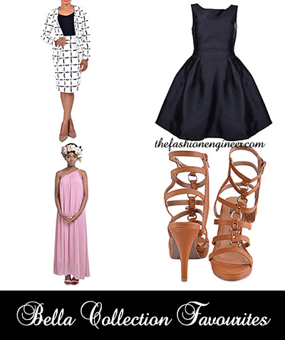 5 items we're loving from the Bella collection