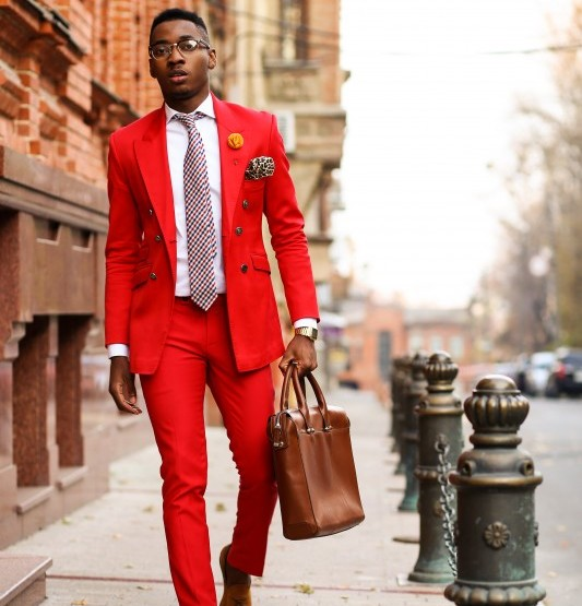 Nigerian Male Fashion Bloggers Latest Trend
