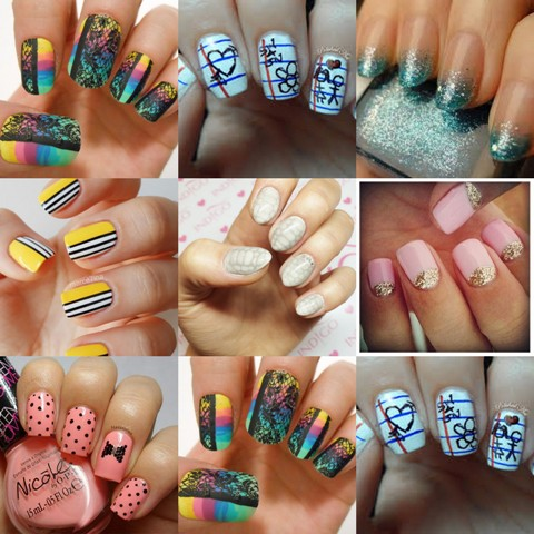 Easy DIY Nail Art Ideas for Beginners