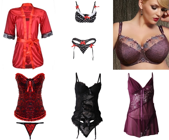 Valentine's Day: 9 perfect lingerie sets