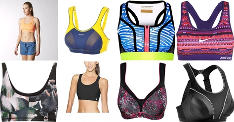 Fitness Must-Have: Sports Bras