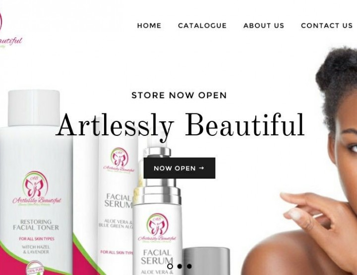 Artlessly Beautiful Organic Skincare- Unleash Your Natural Beauty without Makeup