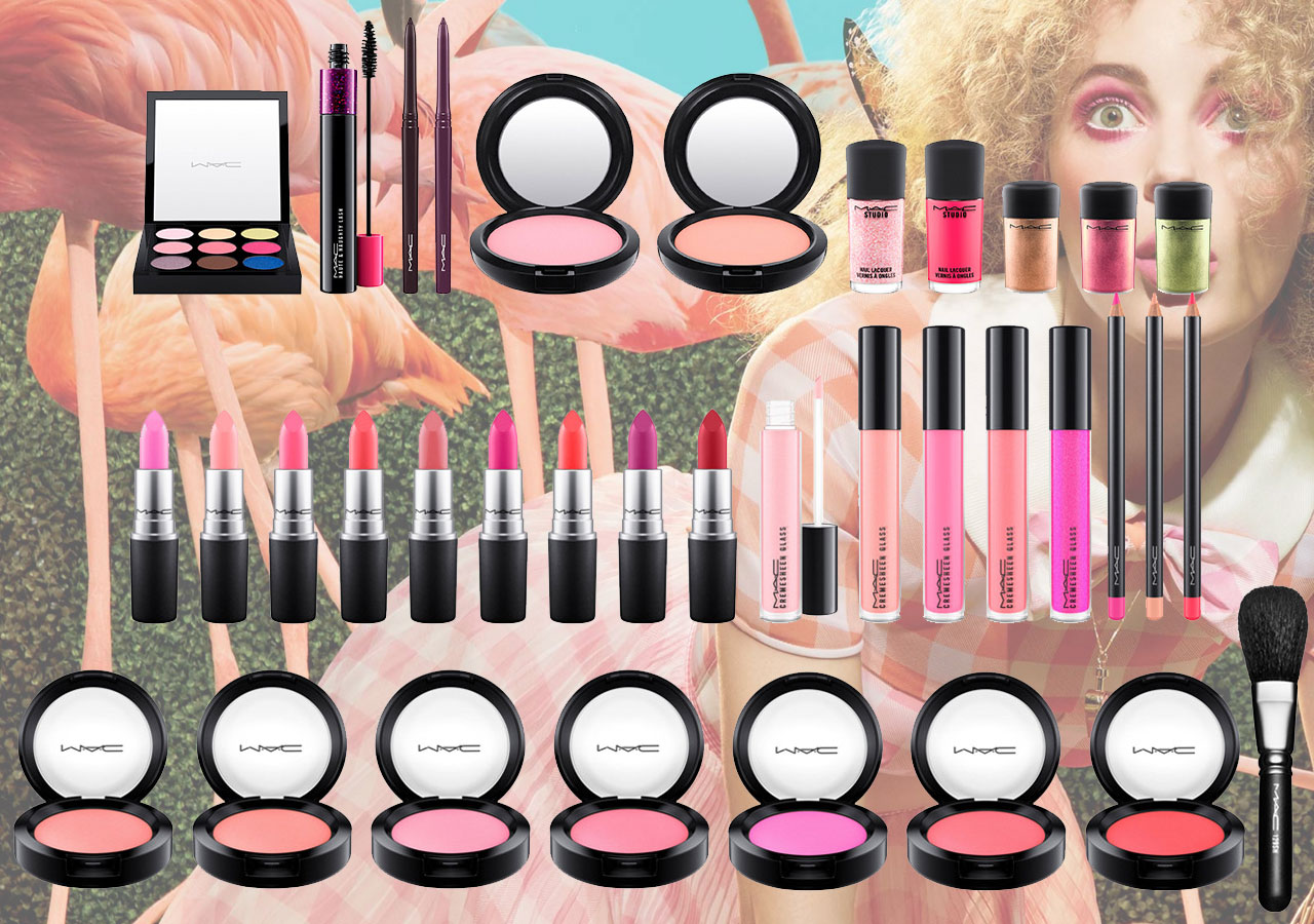 MAC COSMETICS FLAMINGO PARK COLLECTION NOW IN NIGERIA - The Fashion Engineer