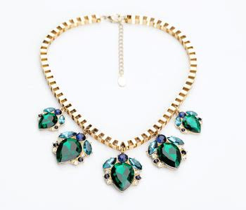 Statement Jewelry from Dazzled by Mymakeupng