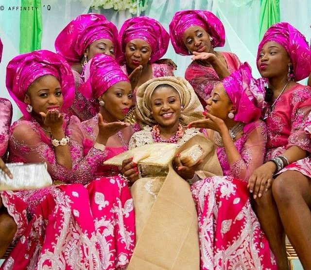 How to say no to Aso-Ebi