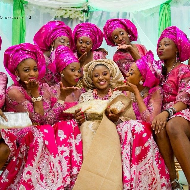 How To Say No To Aso Ebi The Fashion Engineer