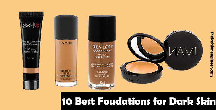 Best foundation for asian