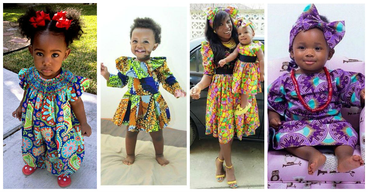 African Clothes For Kids Archives The Fashion Engineer