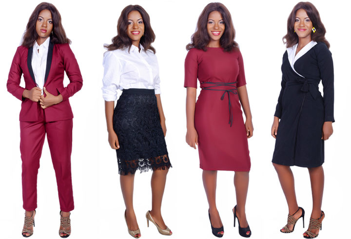 Karen Ubani's Latest Workwear Collection is Everything!