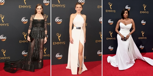 Emmys 2016 Red Carpet Fashion: See What the Stars Wore