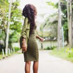 What I Wore: Khaki Green Monochrome