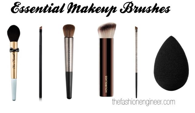 essential-makeup-brushes and their alternative uses