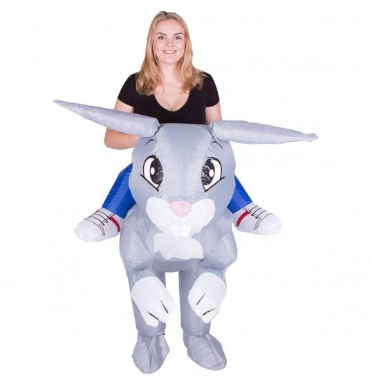 Be The Soul Of A Party With Inflatable Costumes
